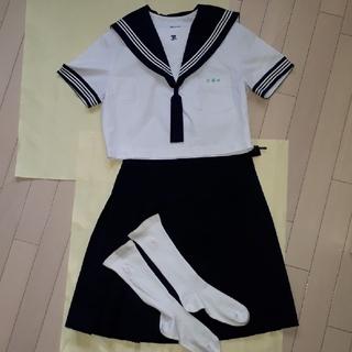 セーラー服3点セット制服コスプレ
