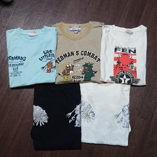 テッドマン(TEDMAN)のテッドマン Tシャツ 5枚セット(Tシャツ/カットソー(半袖/袖なし))