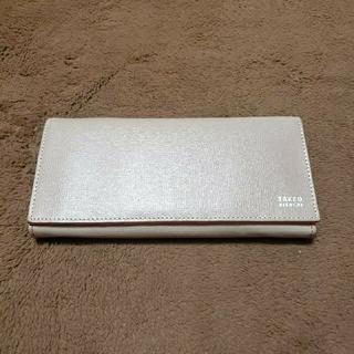 タケオキクチ(TAKEO KIKUCHI)のタケオキクチ長財布(長財布)