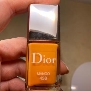 ディオール(Dior)のDior MANGO  438(マニキュア)