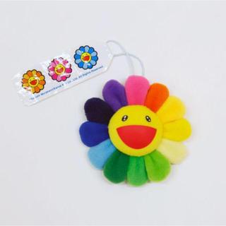 正規品 村上隆 Flower Key Chain / Rainbow