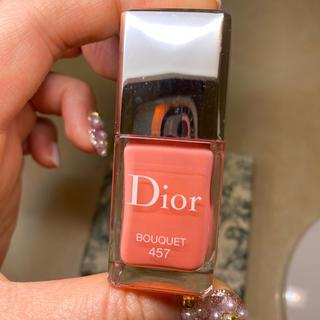 ディオール(Dior)のDior BOUQUET 457(マニキュア)