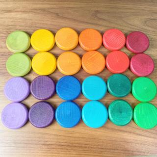 BorneLund - grapat グラパット コインフルカラーセット 24枚
