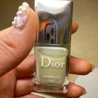 ディオール(Dior)のDior PANPILLE 192(マニキュア)