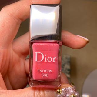 ディオール(Dior)のDior EMOTION 562(マニキュア)