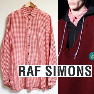 RAF SIMONS - raf simons 16aw エクストラビッグシャツ 44
