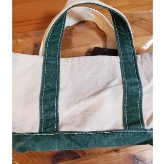 L'Appartement DEUXIEME CLASSE - アパルトモン L.L.Bean Canvas tote bag mini