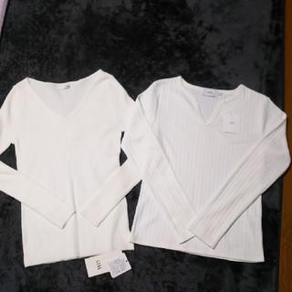 ジェイダ(GYDA)のトップス2枚GYDAデニム 専用(Tシャツ(長袖/七分))