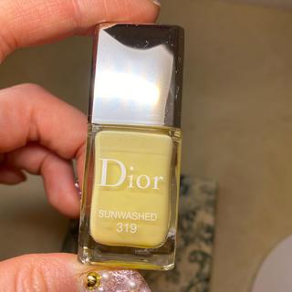 ディオール(Dior)のDior SUNWASHED  319(マニキュア)