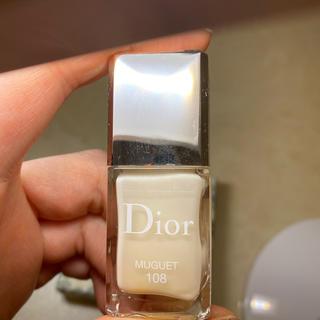 ディオール(Dior)のDior MUGUET 108(マニキュア)