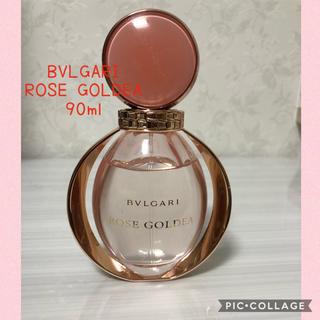 ブルガリ(BVLGARI)のBVLGARI ブルガリ ROSE GOLDIA 90ml(香水(女性用))