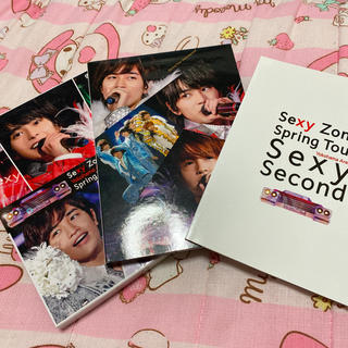 セクシー ゾーン(Sexy Zone)のSexy Zone/Sexy Zone Spring Tour Sexy Se…(アイドルグッズ)