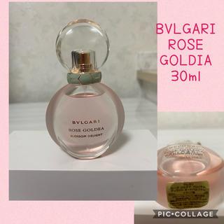 ブルガリ(BVLGARI)のBVLGARI ブルガリ ROSE GOLDIA ブロッサムディライト(香水(女性用))
