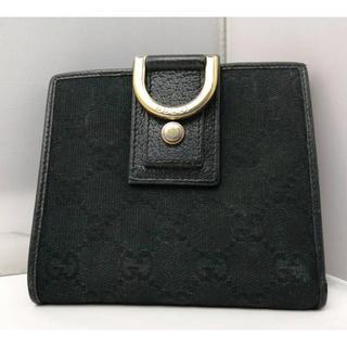 Gucci - ☆特別価格☆ GUCCI グッチ 財布 二つ折り財布