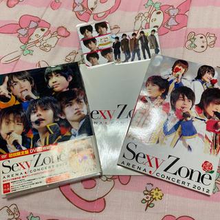 セクシー ゾーン(Sexy Zone)のSexy Zone/アリーナコンサート2012〈初回限定盤・2枚組〉(アイドルグッズ)