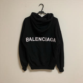 BALENCIAGA dude 9 バレンシアガ パーカー フーディー