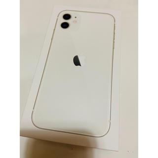 Apple - iPhone11 64GB ホワイト Apple版SIMフリー