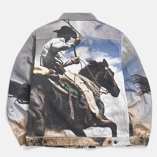 supreme dude 9 cowboy denim jacket