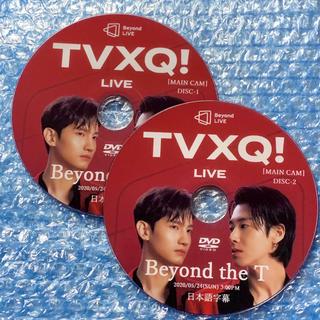 トウホウシンキ(東方神起)の東方神起 Beyond the T (MAIN CAM) ★DVD★ ノーカット(K-POP/アジア)