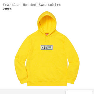 シュプリーム(Supreme)のFranklin Hooded Sweatshirt(パーカー)