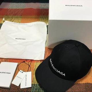Balenciaga - BALENCIAGA キャップ バレンシアガ L58 正規品