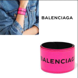 バレンシアガ(Balenciaga)のBALENCIAGA バレンシアガ ブレス vetments 新品(バングル/リストバンド)