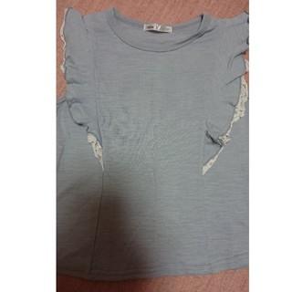 イッカ(ikka)のシャツ 女の子  120(Tシャツ/カットソー)