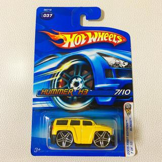 Hot wheels ホットウィール HUMMER イエロー   ミニカー(ミニカー)