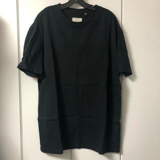 フィアオブゴッド(FEAR OF GOD)のFOG Tシャツ XS 黒 オーバーサイズ fear of god(Tシャツ/カットソー(半袖/袖なし))