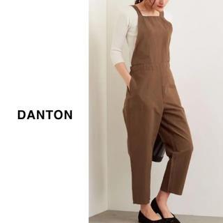 DANTON - DANTON(ダントン)| コットンリネンサロペット
