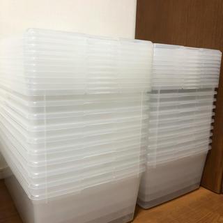 コストコ(コストコ)の中古 コストコ アイリスオーヤマ スニーカーボックス 20箱セット(ケース/ボックス)
