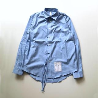 SUNSEA - soshiotsuki ending Cutter Shirt 20ss