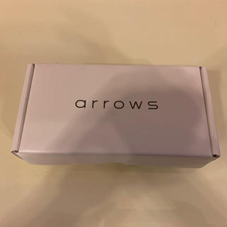 アローズ(arrows)の【富士通】新品未使用品 ARROWS M05 SIMフリー(スマートフォン本体)