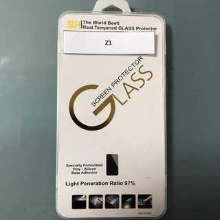Z1 高級 ガラス保護フィルム