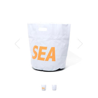 シー(SEA)のWIND AND SEA TRAP BAG WHITE (その他)