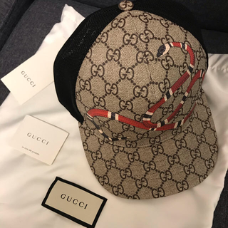 Gucci - 正規 新品未使用品 グッチ キャップ