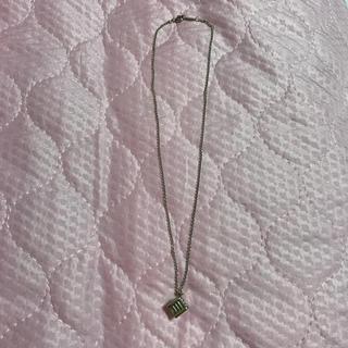 ティファニー(Tiffany & Co.)のティファニー ネックレス アトラスキューブ(ネックレス)