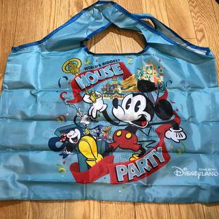 ディズニー(Disney)の【入手困難!】マウスパーティー★エコバッグBIGサイズ(エコバッグ)