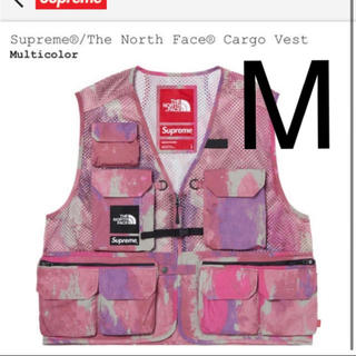 シュプリーム(Supreme)のSupreme®/The North Face® Cargo Vest  M(ベスト)