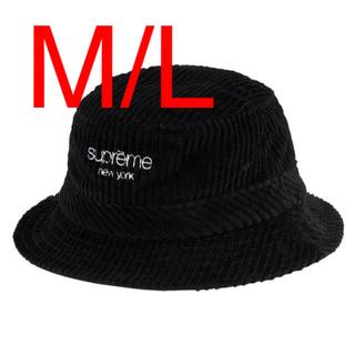 シュプリーム(Supreme)の【M/L】supreme Wide Wale Corduroy Crusher(ハット)