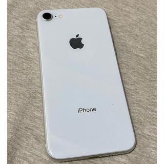 Apple - iPhone8 64GB Silver SIMフリー