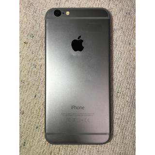 アイフォーン(iPhone)のiPhone6 ジャンク(スマートフォン本体)