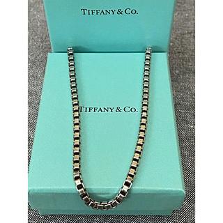 ティファニー(Tiffany & Co.)のTiffany(ティファニー) シルバーネックレス(ネックレス)