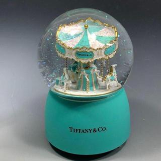 ティファニー(Tiffany & Co.)のsuger様専用 新品★TIFFANY ティファニー スノードーム(置物)