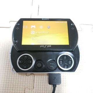 プレイステーションポータブル(PlayStation Portable)のPSP GO(携帯用ゲーム機本体)
