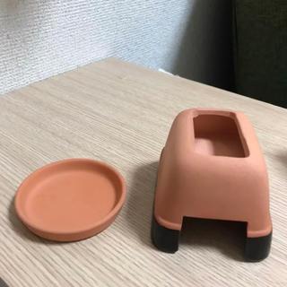 シェルターS 餌皿(爬虫類/両生類用品)