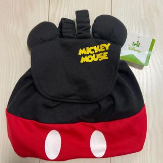 ディズニー(Disney)のベビーリュック 新品未使用+おまけ付き(リュックサック)
