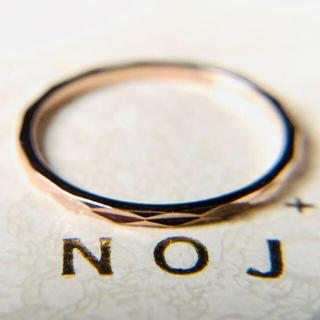 ノジェス(NOJESS)のNOJESSピンキー(リング(指輪))