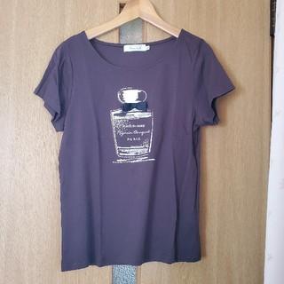 クチュールブローチ(Couture Brooch)のCouture brooch 香水Tシャツ(Tシャツ(半袖/袖なし))