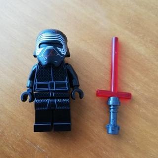 Lego - レゴ スターウォーズ ミニフィグ カイロ・レン